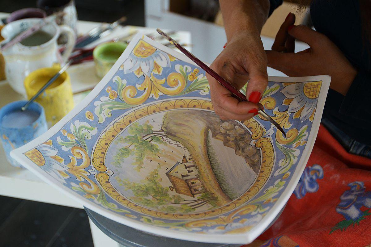 Corsi Ceramica